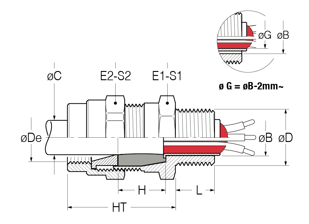 bnc-type-technical-drawing